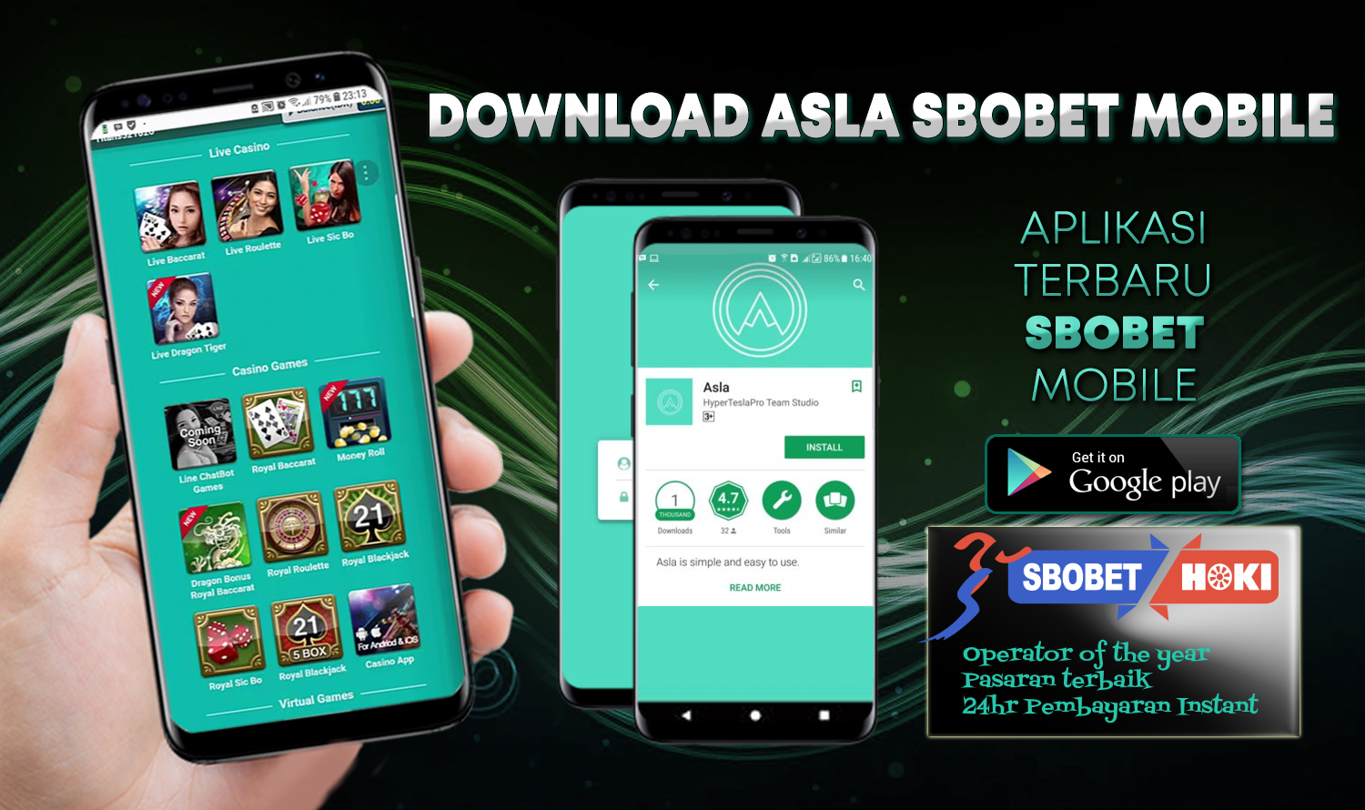 Photo of Download SBOBET Mobile Indonesia