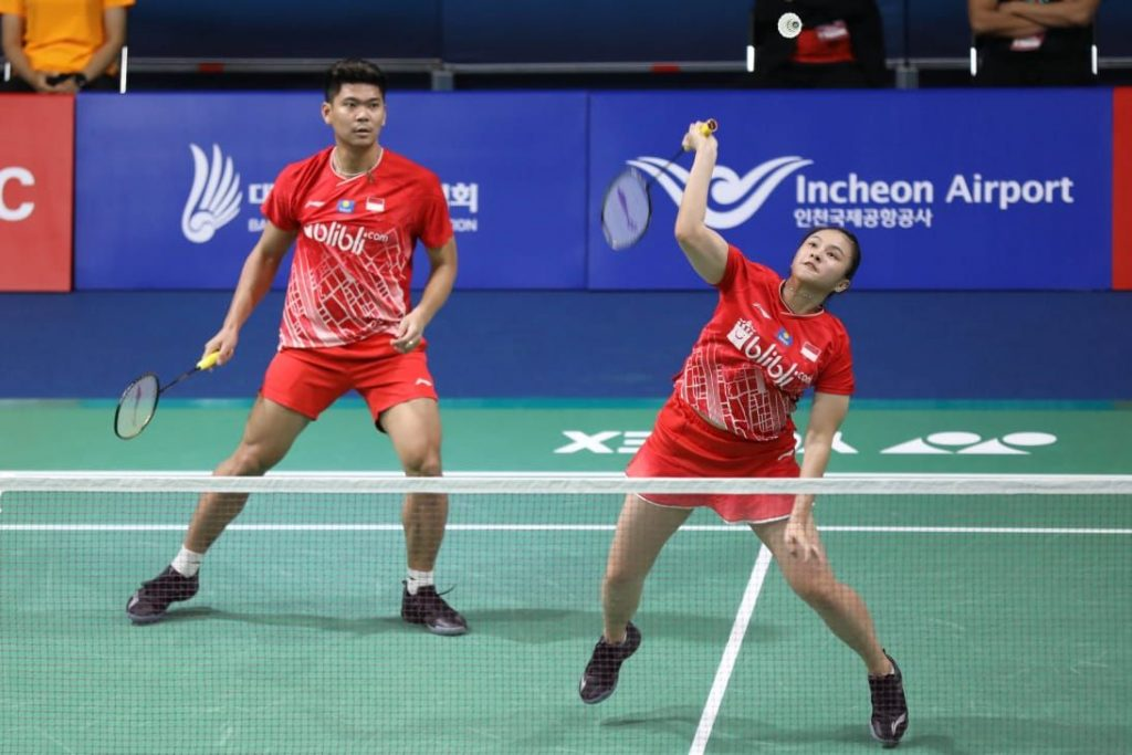 Praveen Melati Melaju ke Final French Open 2019 - 1