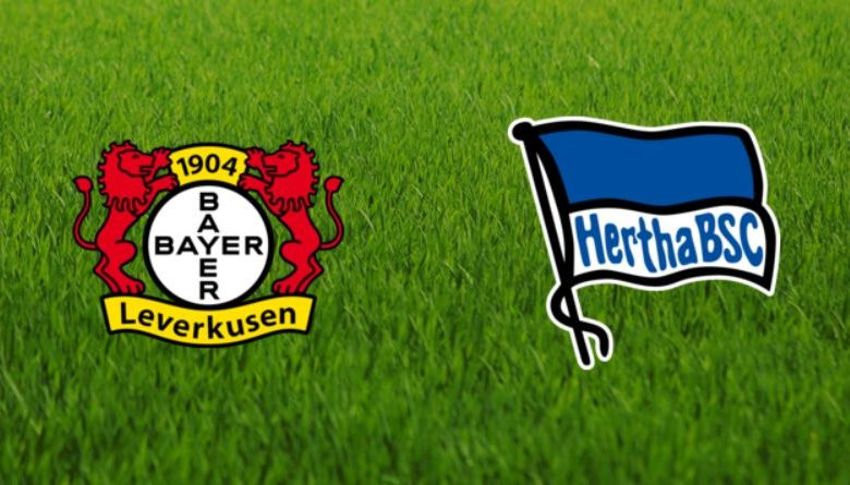 Prediksi Bayer Leverkusen vs Hertha Berlin 29 November 2020 - dewaprediksibola