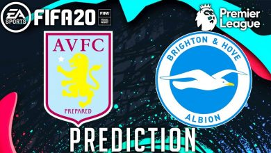 Photo of Prediksi Sbobet Aston Villa vs Brighton 21 November 2020