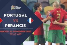 Photo of Prediksi Pertandingan Hari Ini Portugal vs Prancis 15 November 2020 Pasti Menang
