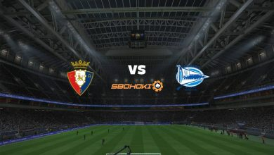 Photo of Live Streaming  Osasuna vs Alavés 31 Desember 2020