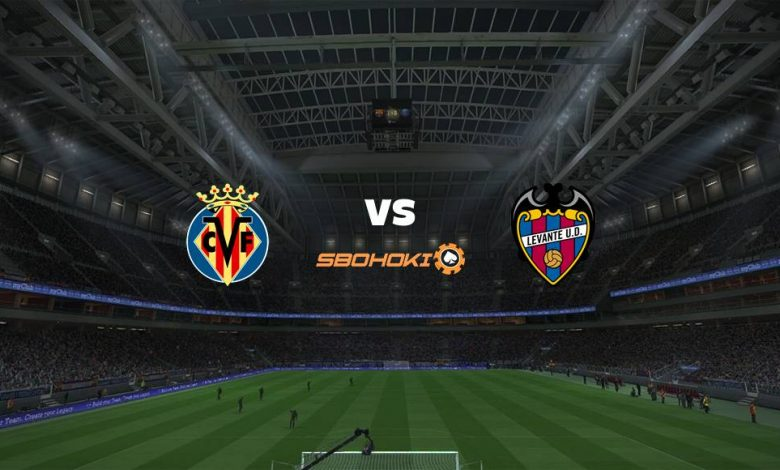 Live Streaming  Villarreal vs Levante 2 Januari 2021 - dewaprediksibola