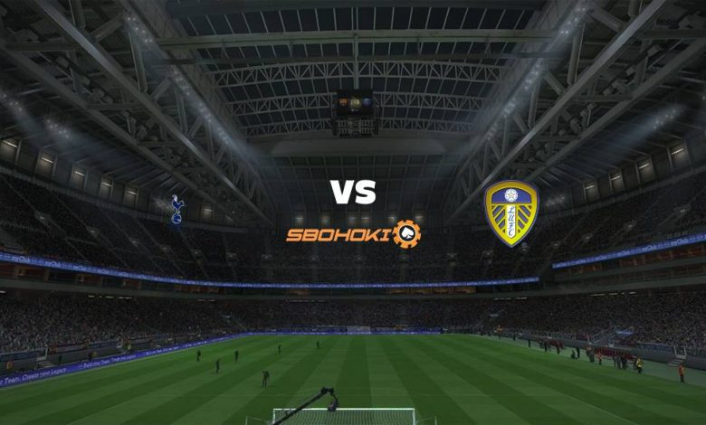 Live Streaming  Tottenham Hotspur vs Leeds United 2 Januari 2021 - dewaprediksibola