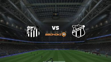 Photo of Live Streaming  Santos vs Ceará 27 Desember 2020