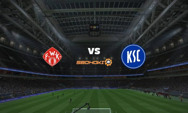 Live Streaming  Würzburger Kickers vs Karlsruher SC 2 Januari 2021 - dewaprediksibola