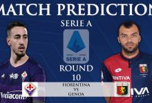 Photo of Prediksi Fiorentina vs Genoa 8 Desember 2020