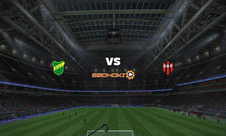 Live Streaming  Defensa y Justicia vs Patronato 27 Desember 2020 - dewaprediksibola