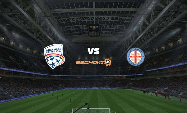 Live Streaming  Adelaide United vs Melbourne City FC 3 Januari 2021 - dewaprediksibola