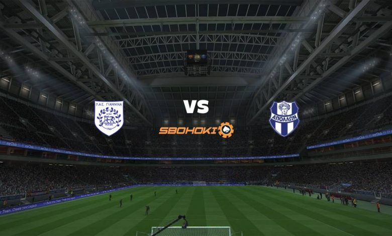 Live Streaming  Pas Giannina vs Apollon Smyrni 3 Januari 2021 - dewaprediksibola