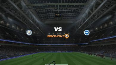 Photo of Live Streaming  Manchester City vs Brighton and Hove Albion 13 Januari 2021