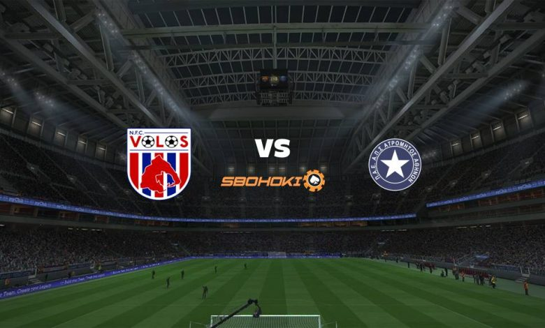 Live Streaming Volos NFC vs Atromitos 4 Januari 2021 - dewaprediksibola