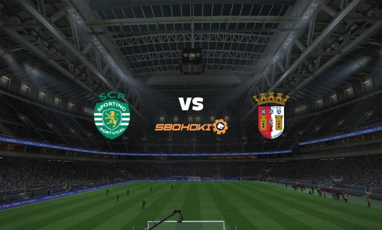 Live Streaming  Sporting CP vs Braga 2 Januari 2021 - dewaprediksibola