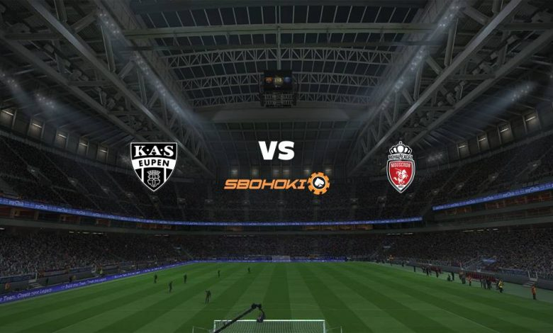 Live Streaming  Eupen vs Mouscron 30 Januari 2021 - dewaprediksibola