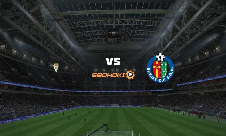 Live Streaming Córdoba vs Getafe 5 Januari 2021 - dewaprediksibola