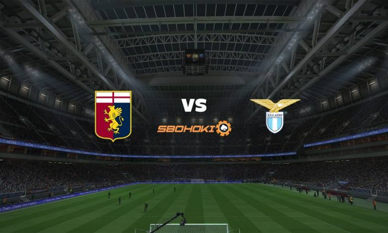Live Streaming  Genoa vs Lazio 3 Januari 2021 - dewaprediksibola