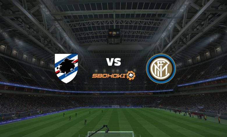 Live Streaming  Sampdoria vs Inter Milan 6 Januari 2021 - dewaprediksibola