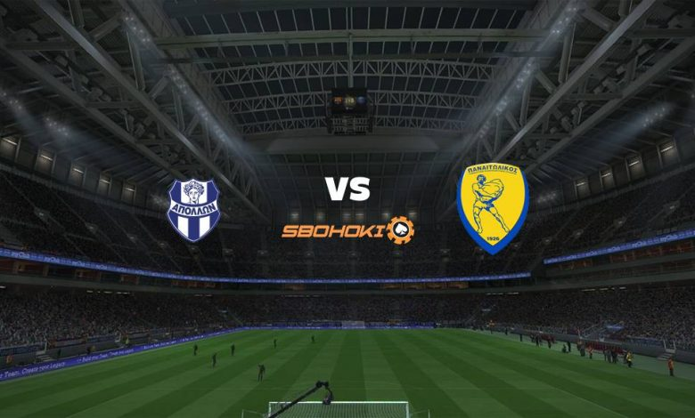 Live Streaming  Apollon Smyrni vs Panathinaikos 6 Januari 2021 - dewaprediksibola