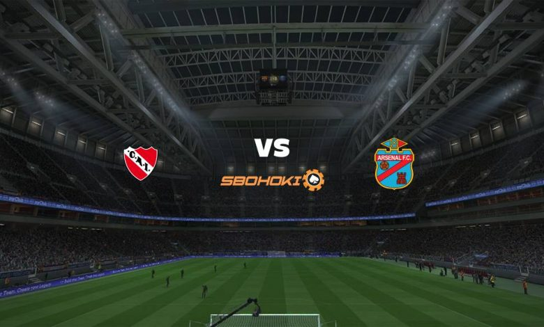 Live Streaming  Independiente vs Arsenal de Sarandí 3 Januari 2021 - dewaprediksibola