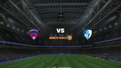 Photo of Live Streaming  Clermont Foot vs Grenoble 5 Januari 2021