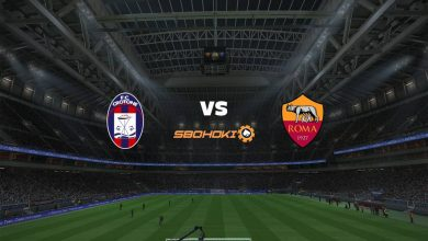 Photo of Live Streaming  Crotone vs Roma 6 Januari 2021
