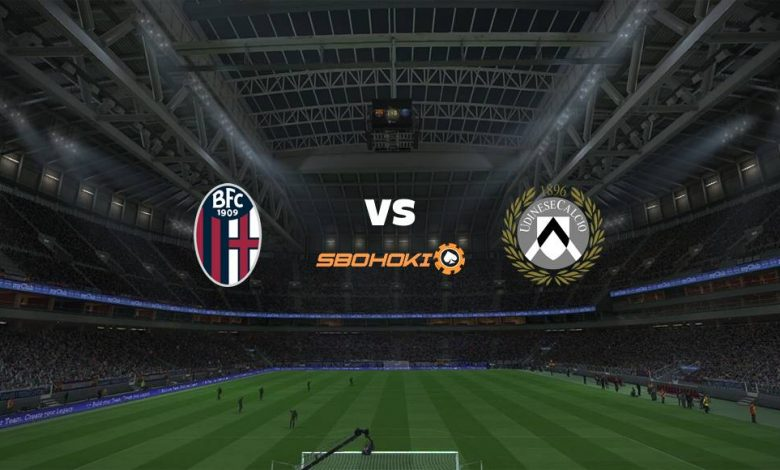 Live Streaming  Bologna vs Udinese 6 Januari 2021 - dewaprediksibola