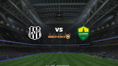 Photo of Live Streaming  Ponte Preta vs Cuiabá 11 Januari 2021