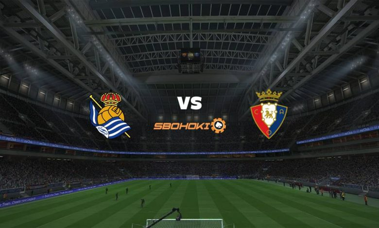 Live Streaming  Real Sociedad vs Osasuna 3 Januari 2021 - dewaprediksibola