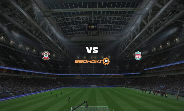 Live Streaming Southampton vs Liverpool 4 Januari 2021 - dewaprediksibola