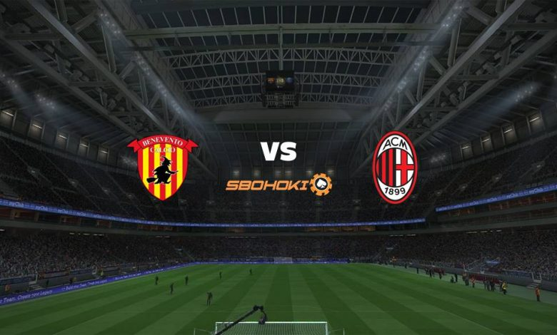 Live Streaming  Benevento vs Milan 3 Januari 2021 - dewaprediksibola