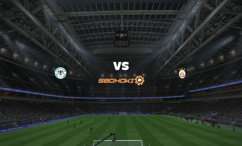 Live Streaming Konyaspor vs Galatasaray 5 Januari 2021 - dewaprediksibola