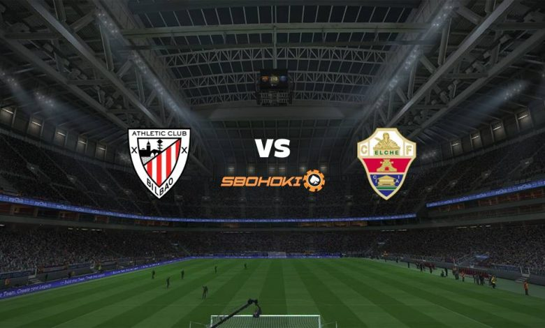 Live Streaming  Athletic Bilbao vs Elche 3 Januari 2021 - dewaprediksibola