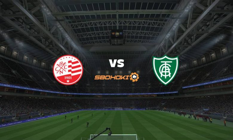 Live Streaming  Náutico vs América-MG 12 Januari 2021 - dewaprediksibola