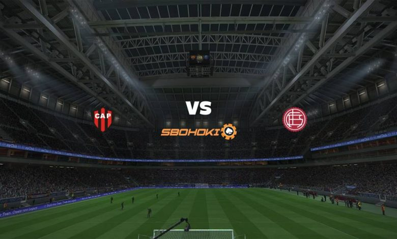 Live Streaming  Patronato vs Lanús 3 Januari 2021 - dewaprediksibola