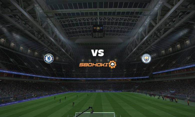 Live Streaming  Chelsea vs Manchester City 3 Januari 2021 - dewaprediksibola