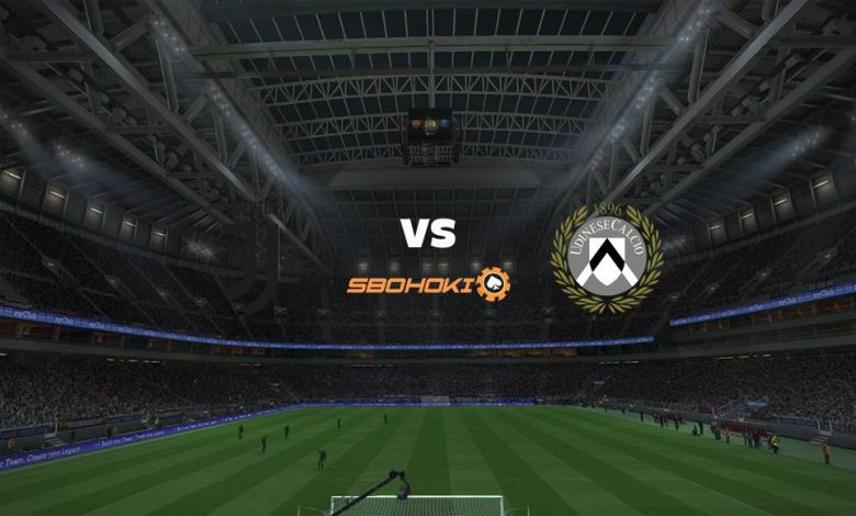 Live Streaming  Juventus vs Udinese 3 Januari 2021 - dewaprediksibola