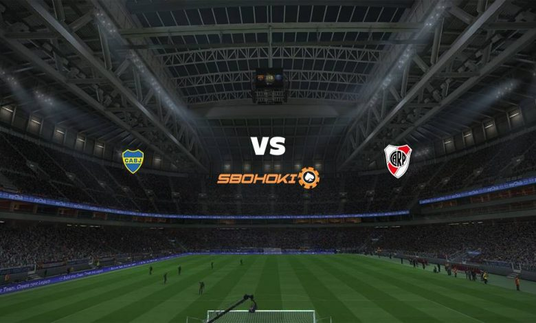 Live Streaming  Boca Juniors vs River Plate 3 Januari 2021 - dewaprediksibola