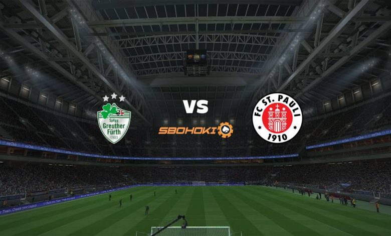 Live Streaming  SpVgg Greuther Furth vs St Pauli 3 Januari 2021 - dewaprediksibola