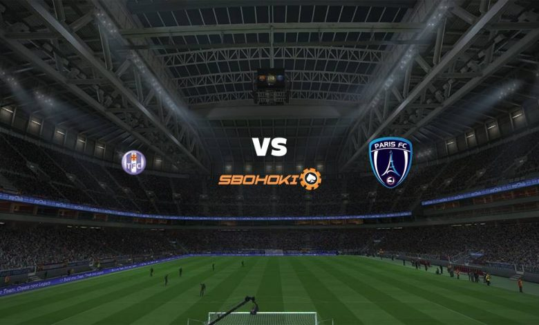 Live Streaming  Toulouse vs Paris FC 5 Januari 2021 - dewaprediksibola
