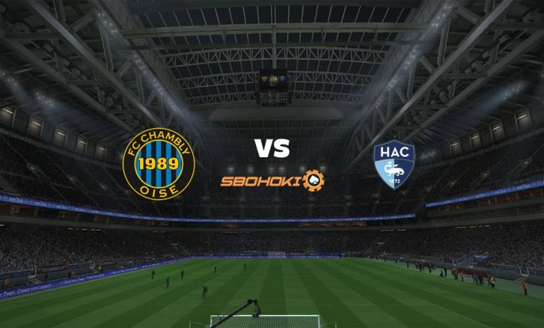 Live Streaming FC Chambly vs Le Havre AC 5 Januari 2021 - dewaprediksibola