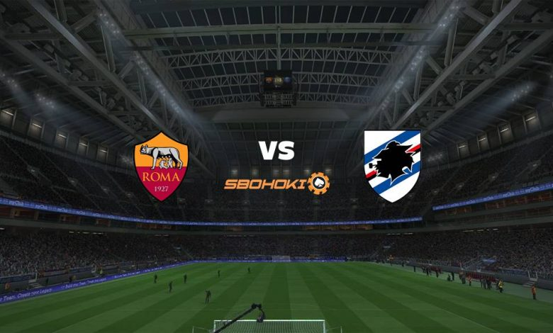 Live Streaming  Roma vs Sampdoria 3 Januari 2021 - dewaprediksibola