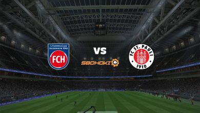 Photo of Live Streaming  1. FC Heidenheim vs St Pauli 31 Januari 2021