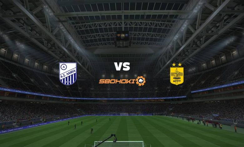 Live Streaming  Lamia vs Aris 4 Januari 2021 - dewaprediksibola