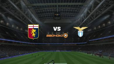 Photo of Live Streaming  Genoa vs Lazio 3 Januari 2021