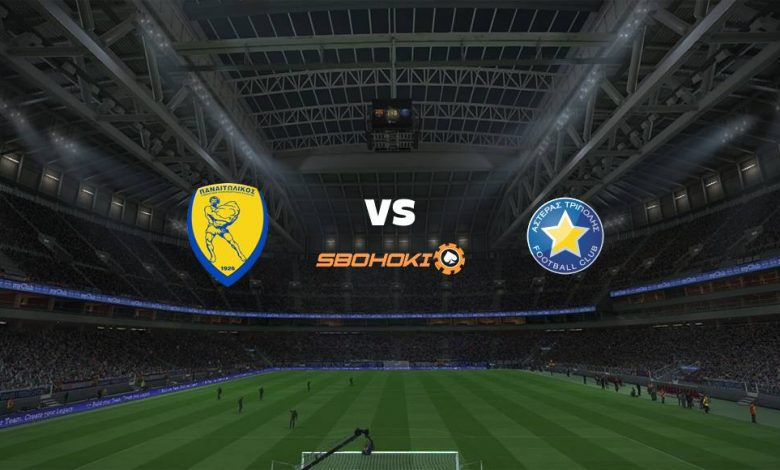 Live Streaming  Panathinaikos vs Asteras Tripoli 3 Januari 2021 - dewaprediksibola