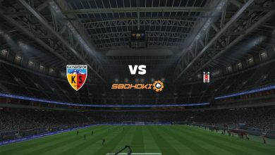 Photo of Live Streaming  Kayserispor vs Besiktas 3 Januari 2021