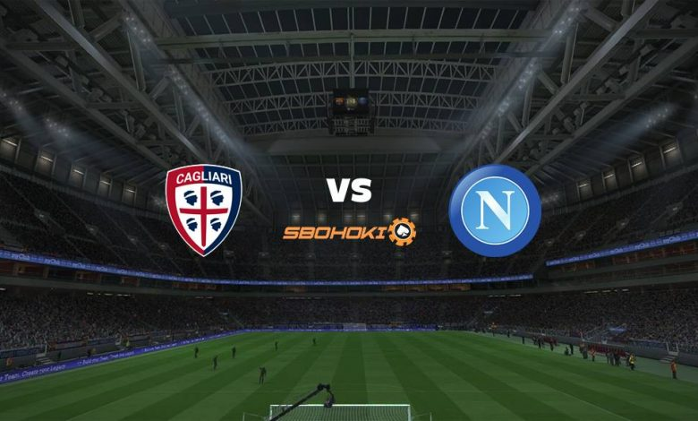 Live Streaming  Cagliari vs Napoli 3 Januari 2021 - dewaprediksibola