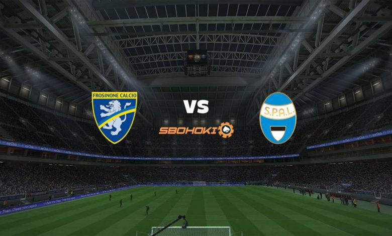 Live Streaming Frosinone vs Spal 4 Januari 2021 - dewaprediksibola