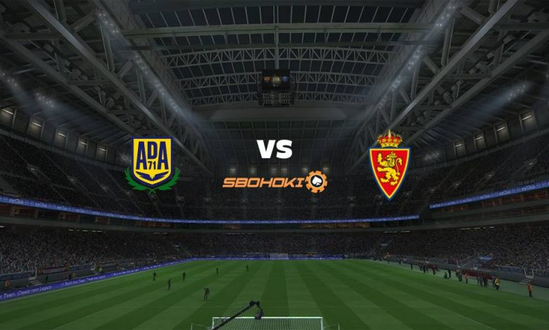 Live Streaming  AD Alcorcón vs Real Zaragoza 5 Januari 2021 - dewaprediksibola