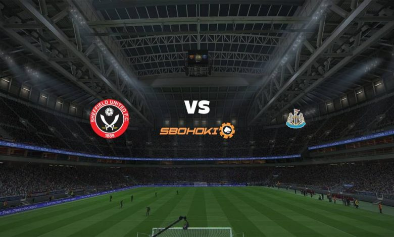 Live Streaming  Sheffield United vs Newcastle United 12 Januari 2021 - dewaprediksibola